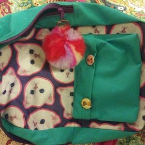 Other - Kitty backpack